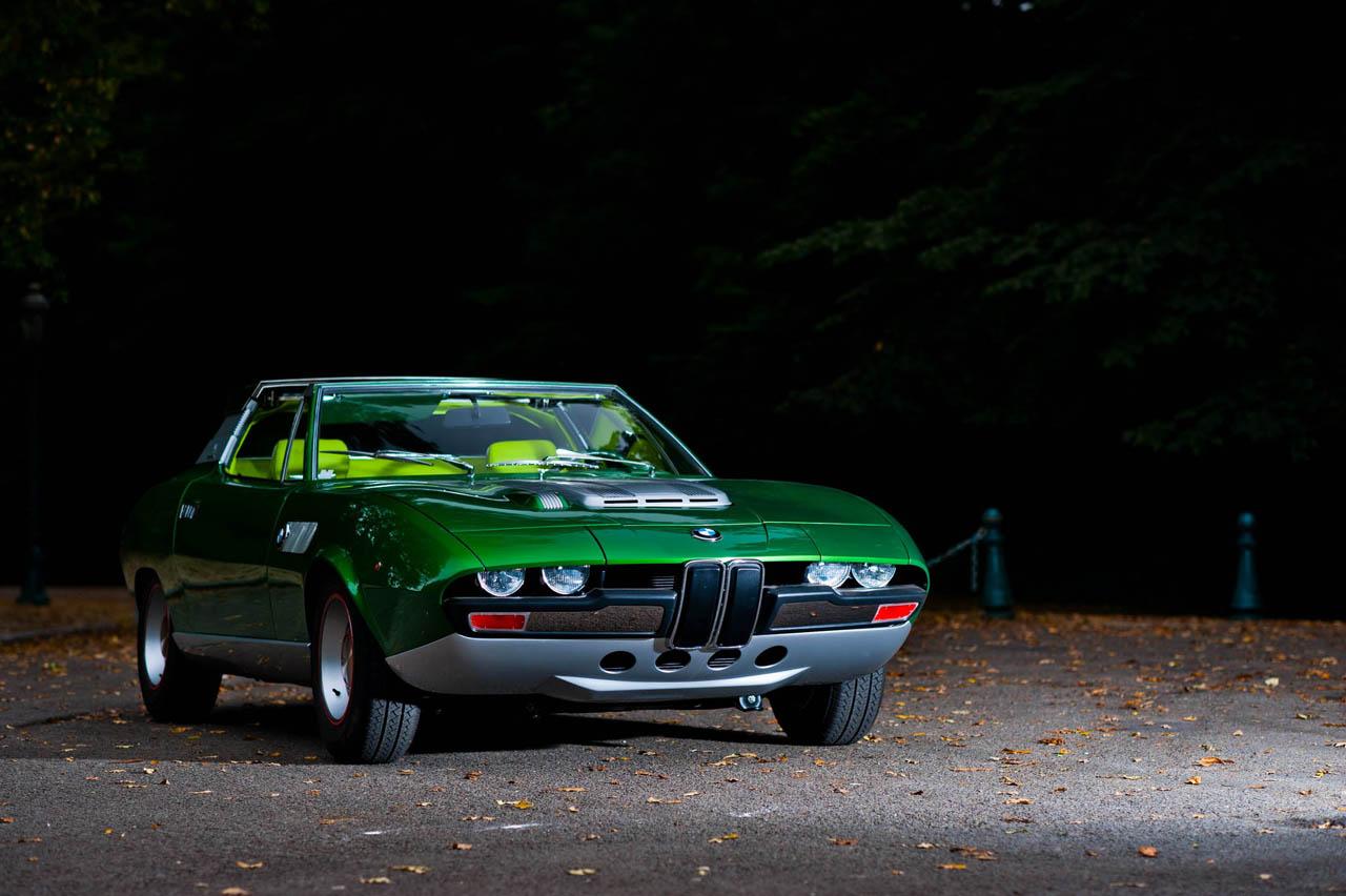 1969 BMW 'Spicup' Convertible Coupé