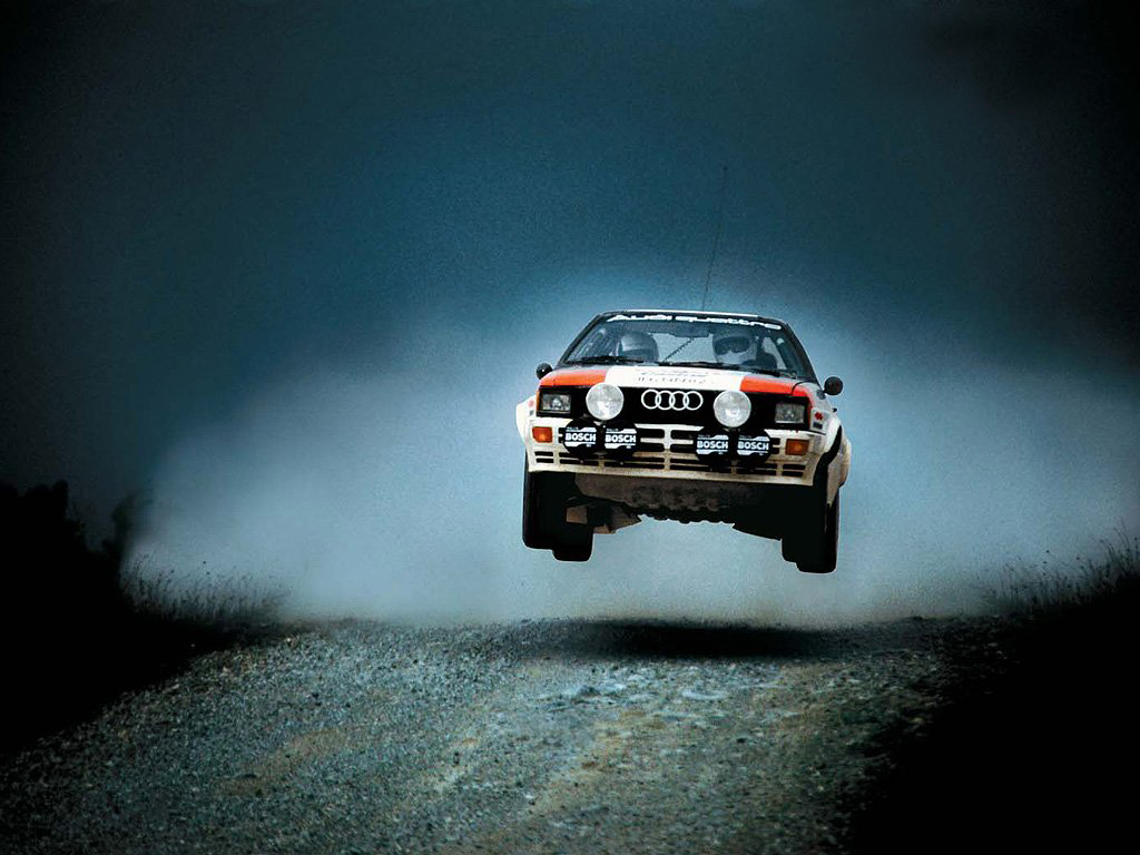 Audi Quattro S2