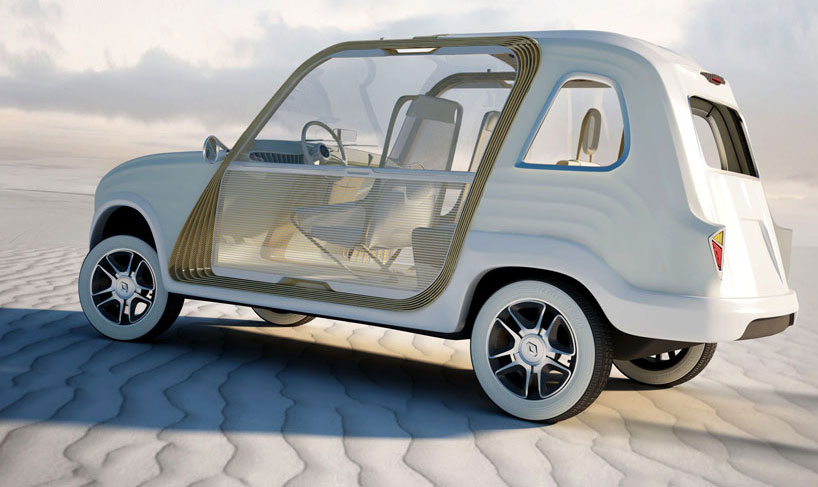 R4 Renault Concept - Traffic Magazine