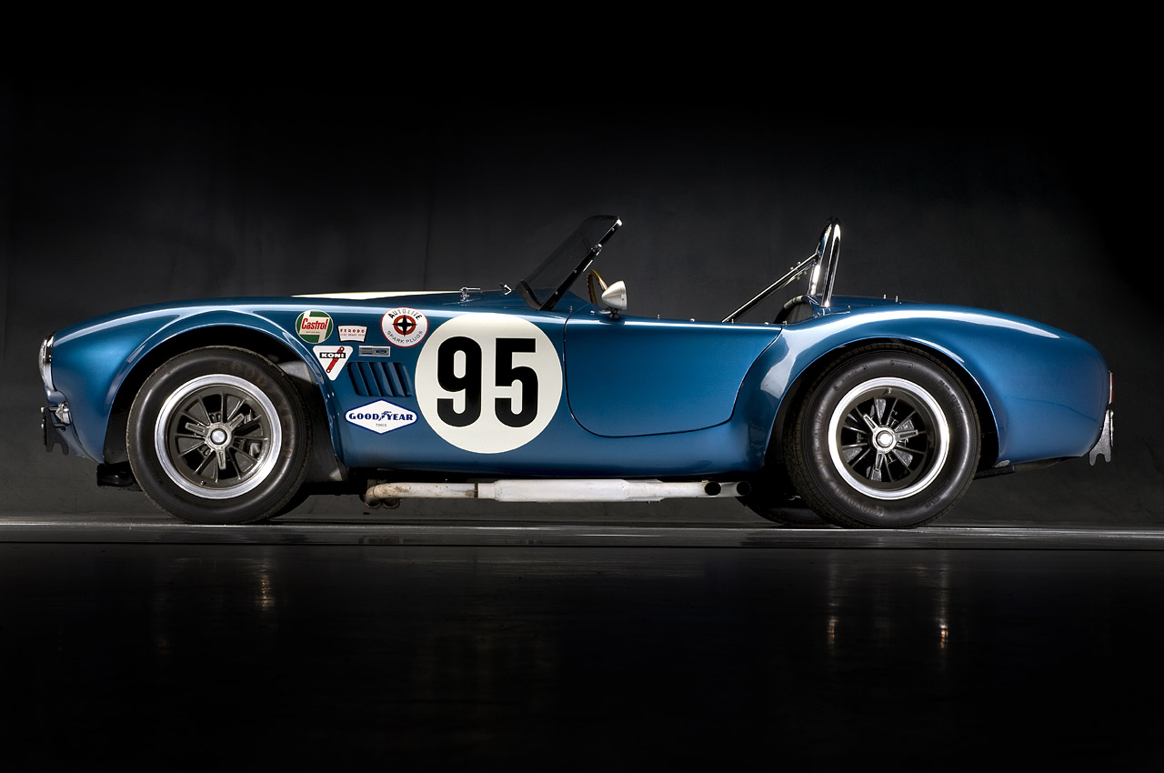 Race Car For Sale >> 1964 Shelby Cobra - Traffic Magazine