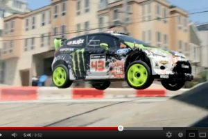 Gymkhana 5: San Francisco
