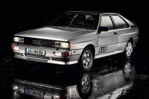Road to Hell: 1980 Audi Quattro