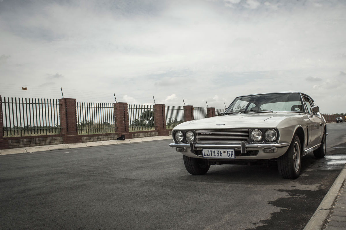 Back Issue: Philip Lochner's 1974 Jensen Interceptor