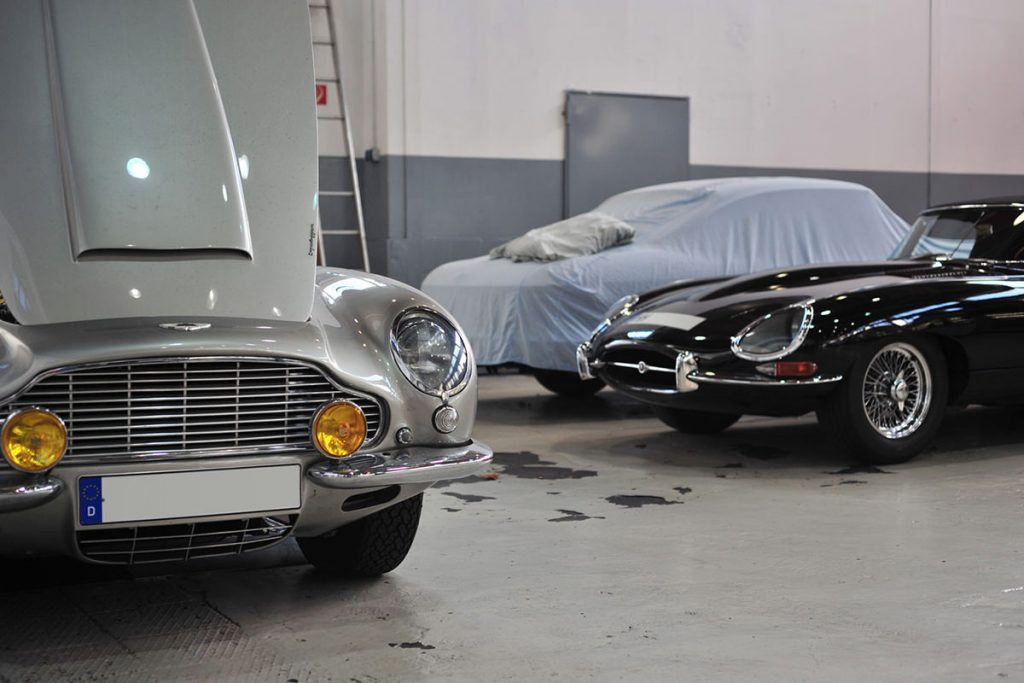 Striking Oil in Hamburg: Devin Paisley discovers an automotive treasure trove.