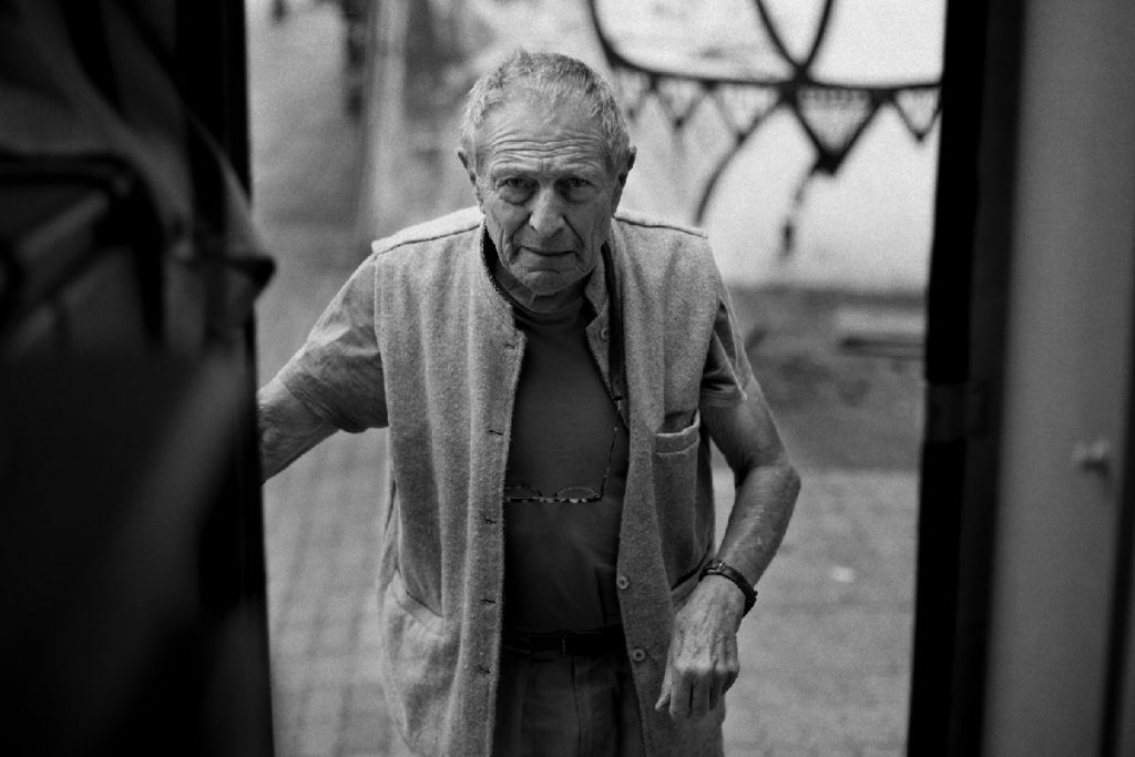 On the road with David Goldblatt
