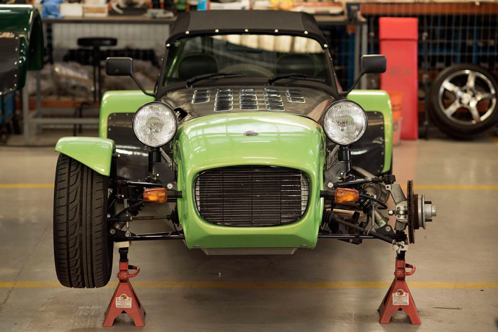 Getting to Know the Birkin CS3XS Clubman—and the People Who Build It