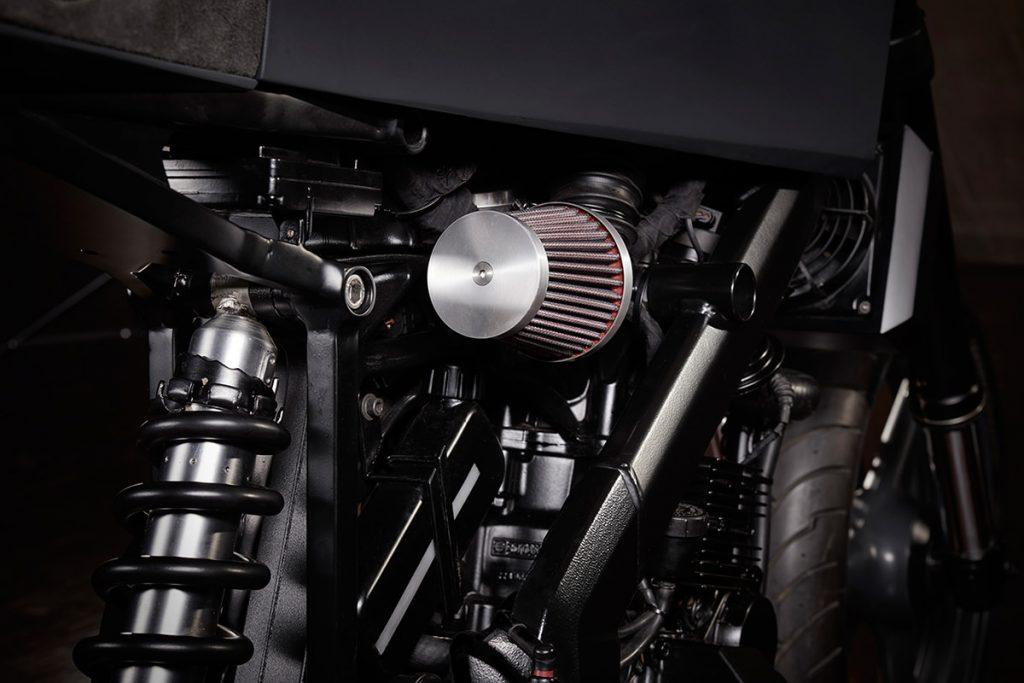Hyde Designs' re-engineered BMW G650 Xchallenge