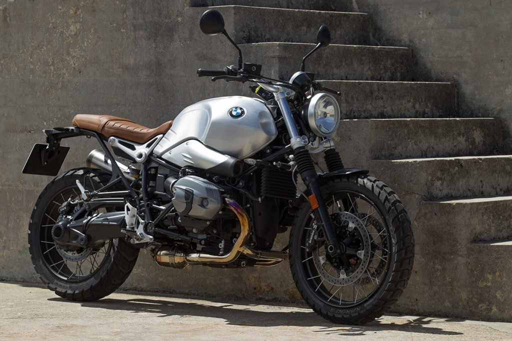 Traffic Magazine rides the new BMW R nineT Scrambler