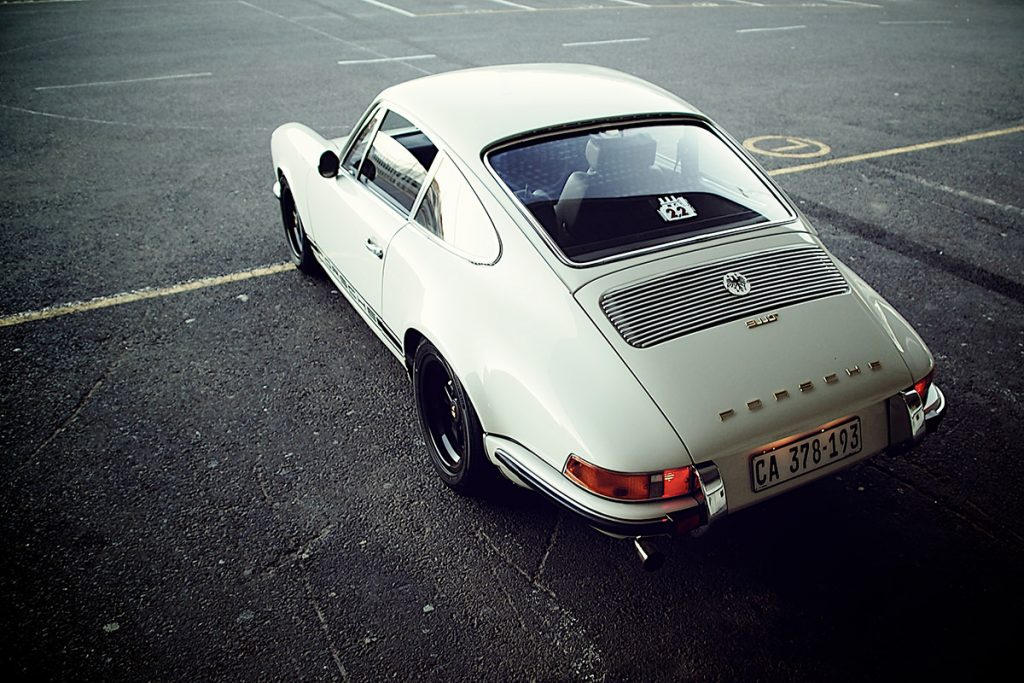 Rui Esteves' 1970 Porsche 911T