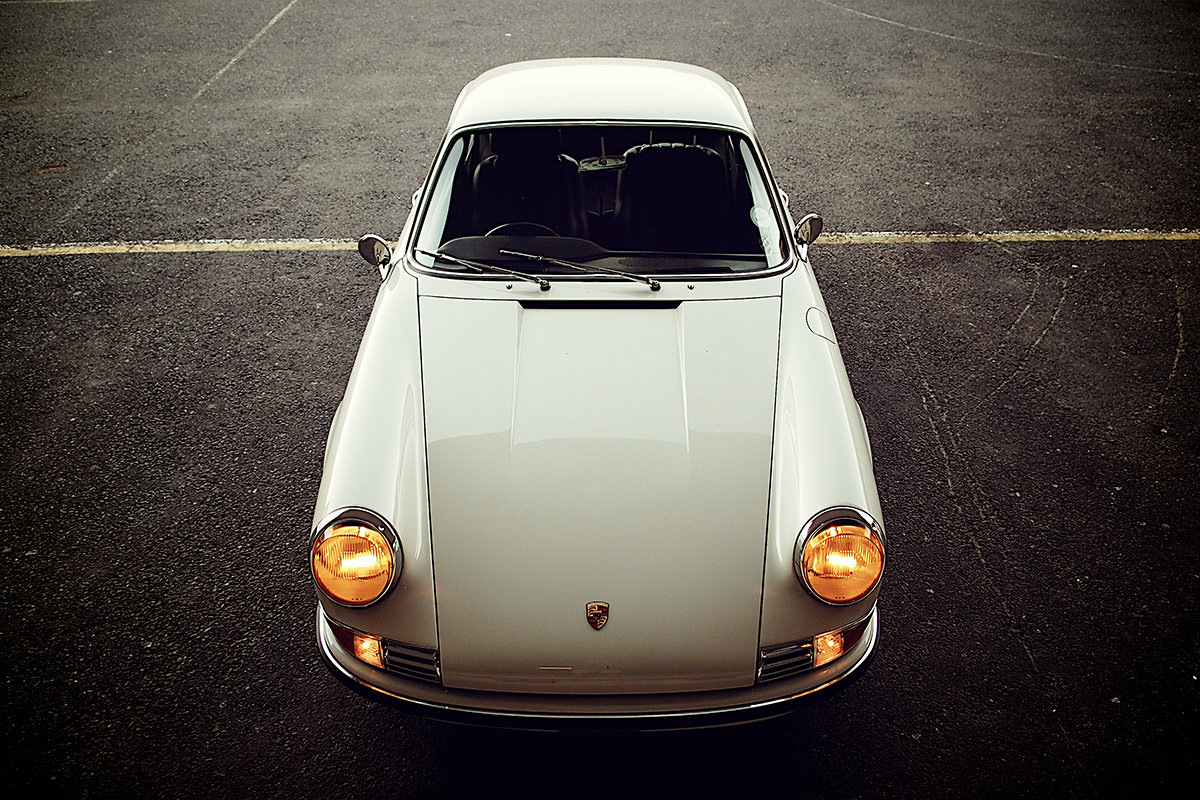 Back Issue: Rui Esteves' 1970 Porsche 911T