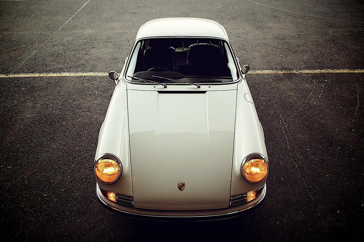 Back Issue: Rui Esteves' 1970 Porsche 911T