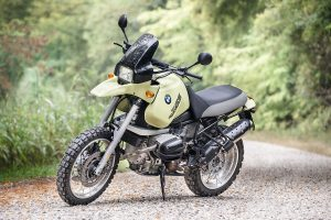 Dual-Sport Delight: North East Custom's BMW R1100GS