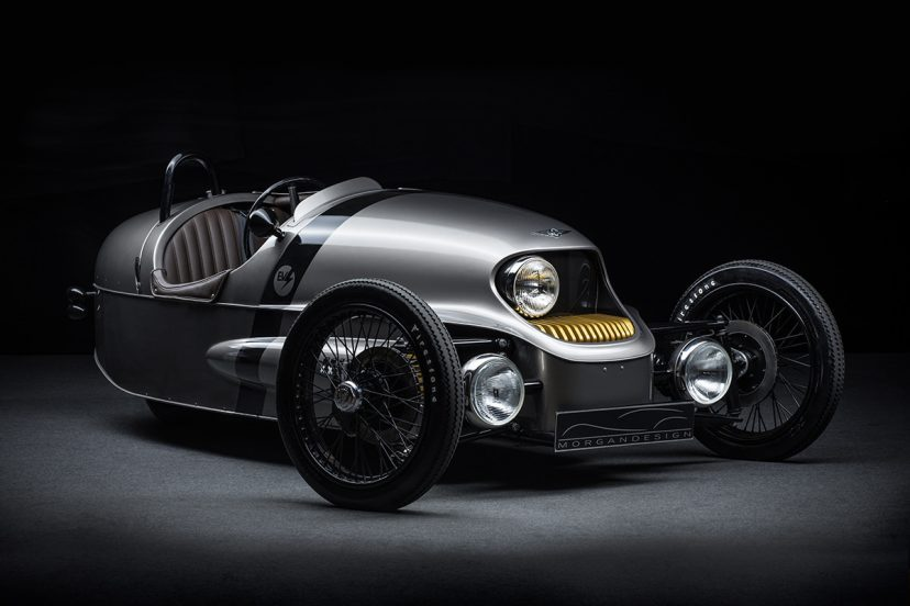 Morgan Motors EV3