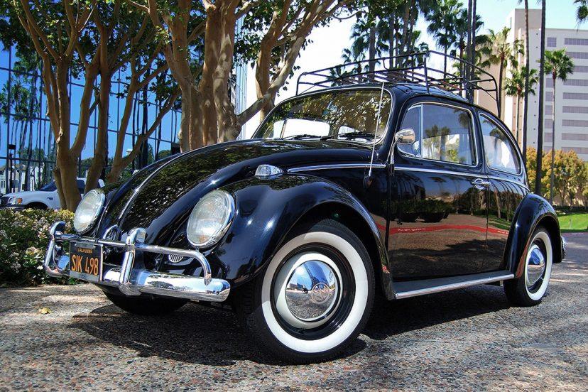 Zelectric VW beetle