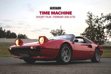 Time Machine: Mike Salomon's Ferrari 308 GTSi