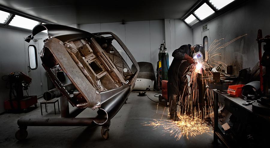 Volvo Restoration