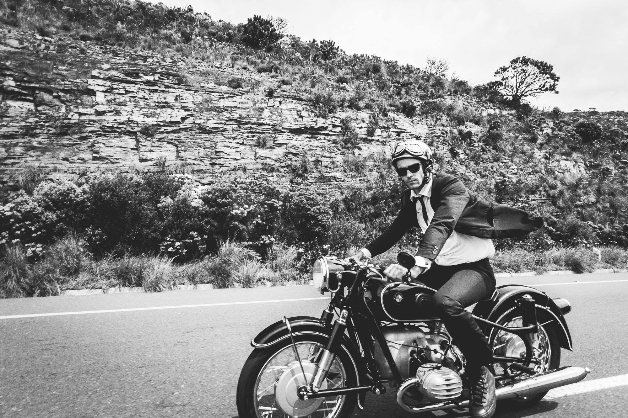 The Distinguished Gentleman's Ride, Cape Town