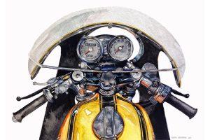 The Automotive Art of Claudia Liebenberg