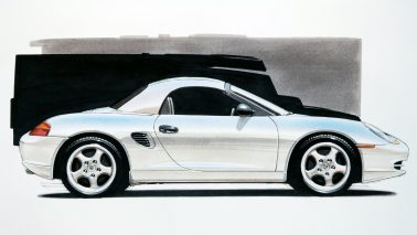 25 years of Porsche Boxster – and its new special edition